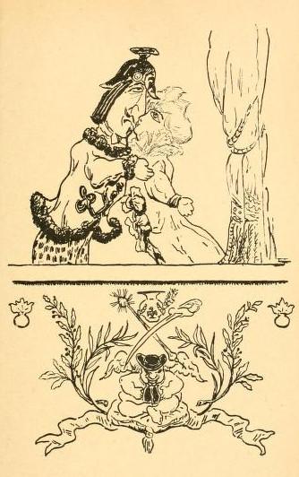 Paul Ranson - L'Abbé Prout. Guignol pour les vieux enfants (1902)