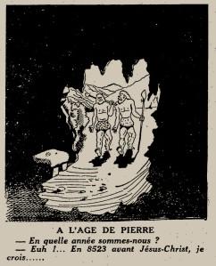 À l'âge de pierre (1931)