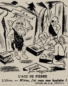 J.-A. Carlotti - L'âge de pierre (1935)