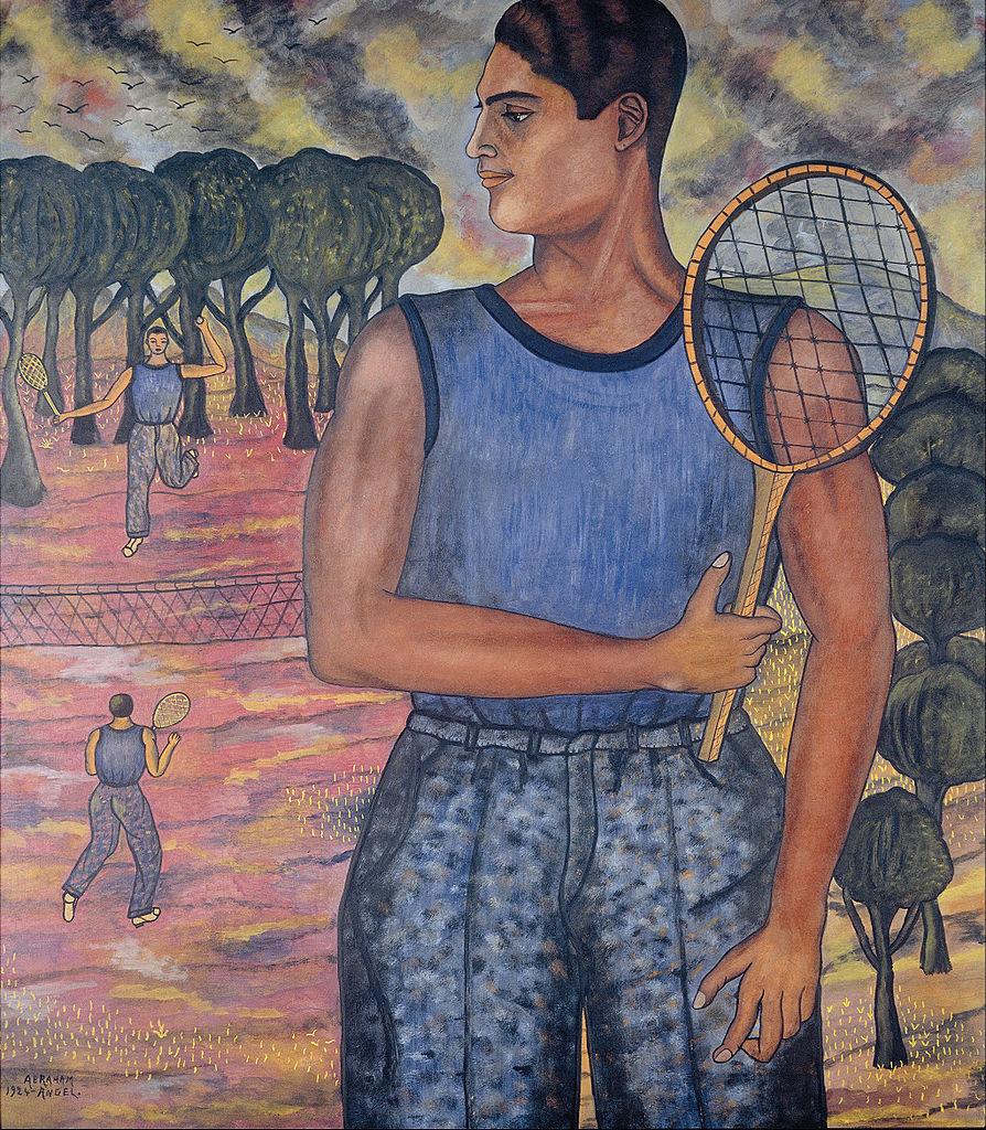 Abraham_Ángel_-_Portrait_of_Hugo_Tilghman_(The_Tennis_Player)_-_Google_Art_Project
