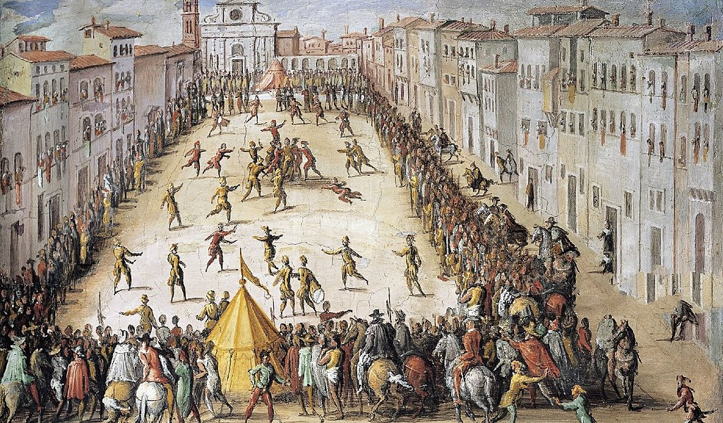 Giovanni-Stradano-Gioco-del-calcio-in-piazza-Santa-Maria-Novella-1561-62-1024x721