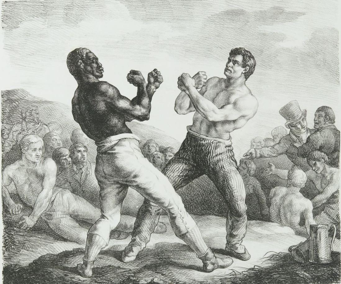 gericault-boxeurs