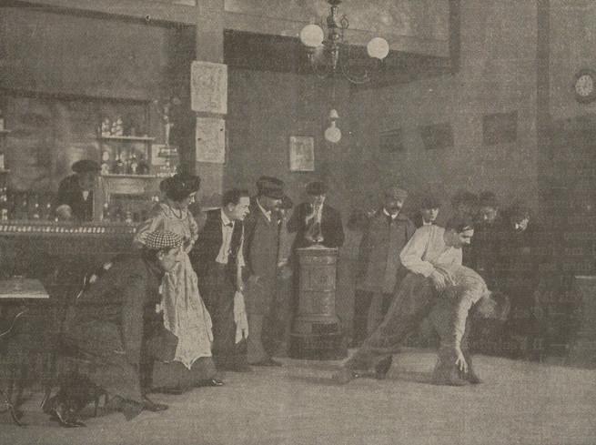 Tristan Bernard y Alfred Athis – Le Costaud des Épinettes (1910)