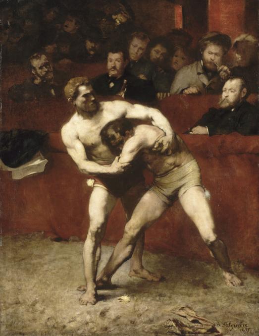 falguiere-lutteurs
