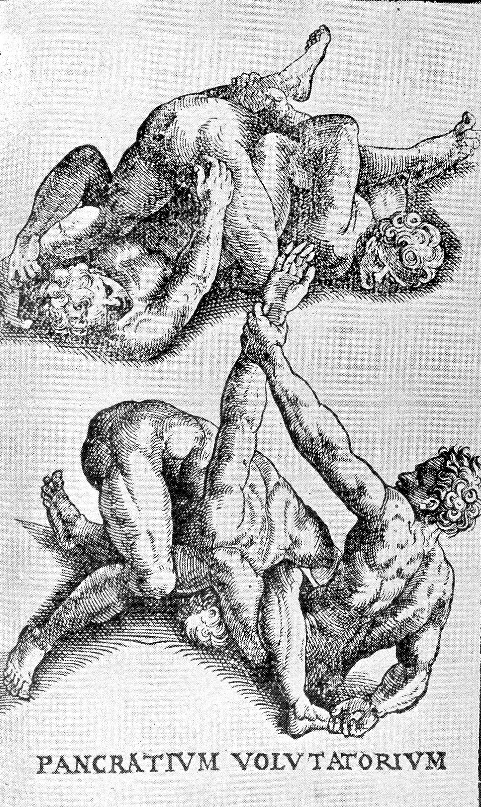 Girolamo Mercuriale – De Arte gymnastica (1587)