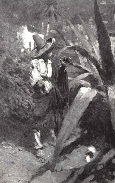 Jack London – The Mexican, ilustración de H.T. Dunn. (1911)
