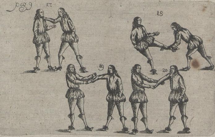 Johann Georg Pascha - Vollständiges Ring-Buch (1663)