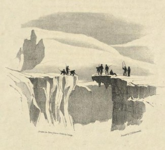John Auldjo - Narrative of an ascent to the summit of Mont Blanc, on the 8th and 9th of August, 1827 (1828)