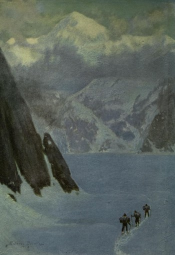 Belmore Browne - The conquest of Mount McKinley : the story of three expeditions through the Alaskan wilderness to Mount McKinley, North America's highest and most inaccessible mountain (1913)