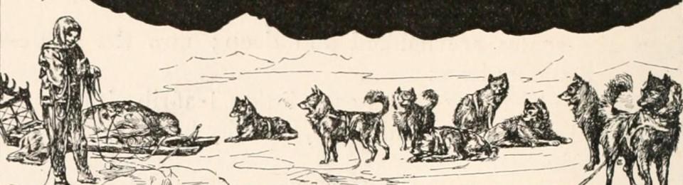 Rudyard Kipling - Quiquern, ilustración de John Lockwood Kipling (1895)
